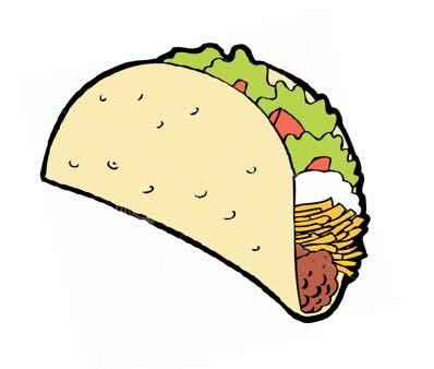 Taco Drawing Friday family fun night holy cross catholic school blog