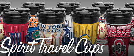 Spirit Travel Cups