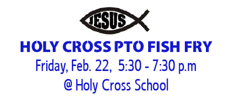 Holy Cross PTO Fish Fry 2013