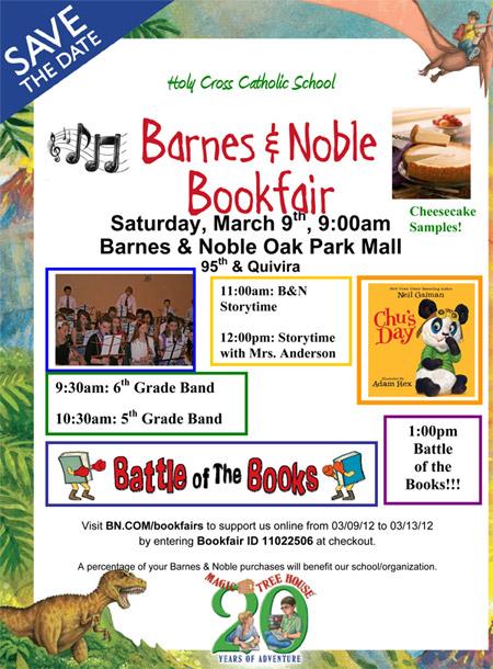 Holy Cross Bookfair 2013