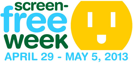 ScreenFree Week 2013