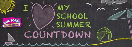 BoxTops Summer Countdown