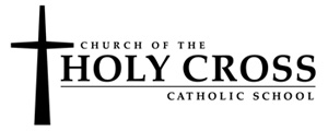 Holy Cross School logo