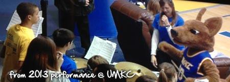 band at umkc