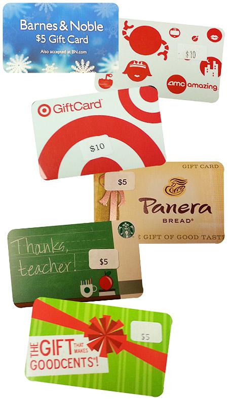Scrip-cards