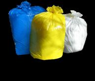 Trash Bag Sales Fundraiser