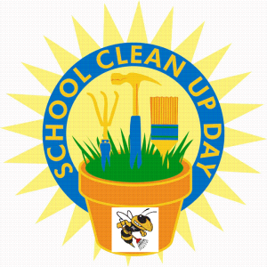 School Clean Up logo